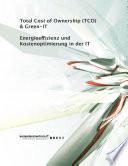 Energieeffizienz und Kostenoptimierung in der IT