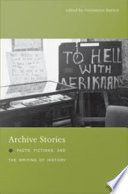 Archive Stories book