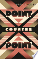 Point Counter Point book