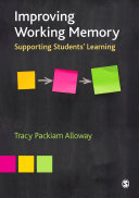 Improving Working Memory book