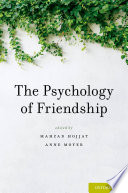 The Psychology of Friendship