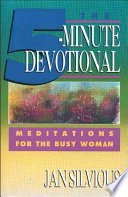 The Five-Minute Devotional Topics For Women In A