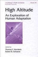 High Altitude