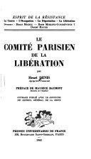 Le Comité parisien de Libération