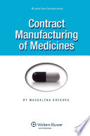 Contract Manufacturing of Medicines