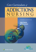 Core Curriculum of Addictions Nursing