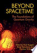 Beyond Spacetime Book PDF