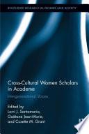 Cross Cultural Women Scholars in Academe