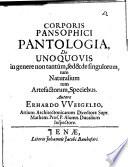 corporis pansophici pantologia