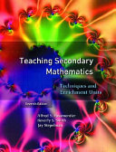 Teaching secondary mathematics