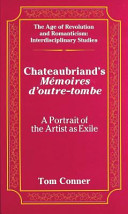 Chateaubriand s M  moires D outre tombe