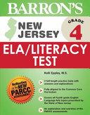 Barron s New Jersey Grade 4 Ela Literacy Test