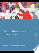Social Movements  The Key Concepts