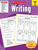 Scholastic Success With Writing  Grade 2