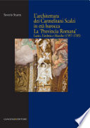 L   architettura dei Carmelitani Scalzi in et   barocca