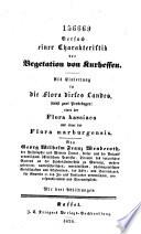 Schriften der Gesellschaft zur beförderung der gesammten naturwissenschaften zu Marburg
