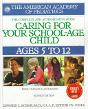 Caring for Your School age Child