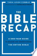 The Bible Recap Book PDF
