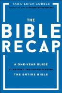 The Bible Recap Book