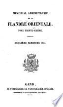 Mémorial administratif de la Flandre orientale
