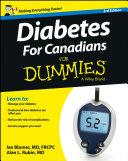 download ebook diabetes for canadians for dummies pdf epub