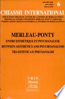 illustration du livre Merleau-Ponty