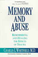 Memory and Abuse Book PDF