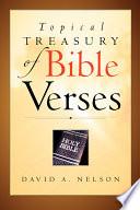 Topical Treasury of Bible Verses