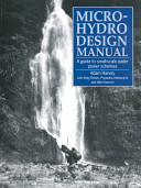 Micro hydro Design Manual