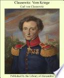 Clausewitz: Vom Kriege