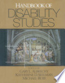 Handbook of Disability Studies