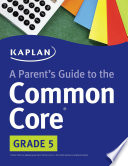 Parent s Guide to the Common Core  5th Grade