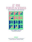 At Risk Families Schools