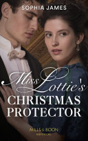 Miss Lottie's Christmas Protector Book Cover
