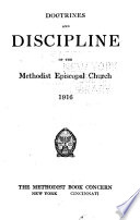 Discipline of the Methodist Episcopal Church