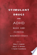 Stimulant Drugs and ADHD