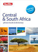 Central And South Africa Berlitz Phrase Book And Dictionary