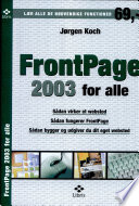 FrontPage 2003 for alle