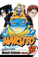 Naruto  Vol  13 : sasuke makes it to the...