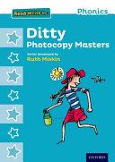 Read Write Inc. Phonics: Ditty Photocopy Masters