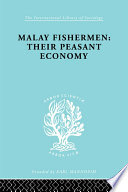 Malay Fishermen Of The Old Colonial Powers