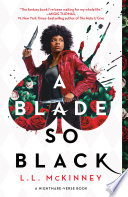 A Blade So Black Book PDF