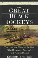The Great Black Jockeys