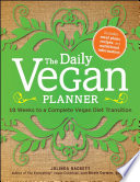 The Daily Vegan Planner