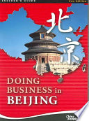 Doing Business in Beijing