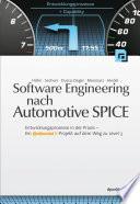 Software Engineering nach Automotive SPICE