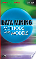 Data Mining Methods and Models