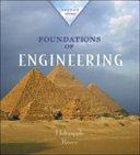 Foundations of Engineering