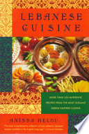 Book Lebanese Cuisine