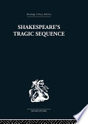 Shakespeare s Tragic Sequence